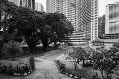 Kuala Lumpur, Malaysia (bm^) Tags: travel kualalumpur maleisië malaysia my distagont228 distagon282zf nikon d700 bw blackandwhite black white blackwhitephotos zf2 zeiss carl nikond700 zwart wit zwartwit reis carlzeiss city urban architecture skycrapers