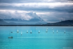 2016 Lindau Bodensee (marcel.roentzsch) Tags: lindau bodensee lakeconstance see water blue bluewater ice alpen alps boat boats boot boote segelbot sailboat