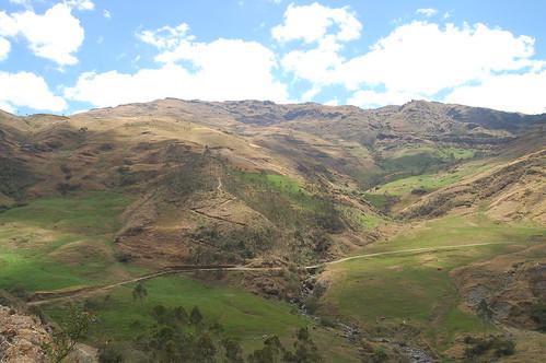 Los Andes, Peru