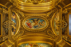 Paris Opera (pdebree) Tags: sony sonyalpha sonyimages a6000 sonya6000 ilce6000 europe travel travelphotography adventure european vacation europeanvacation paris france parisopera garnier palacegarnier