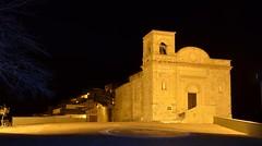 church (ecordaphoto) Tags: nikon sandonatodininea calabria light night dx d5100 manfrotto
