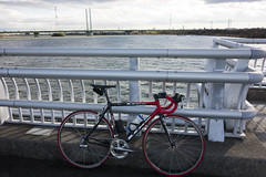 Today's cycling (huzu1959) Tags: dscrx100 rx100 sony bicycle toda saitama japan water