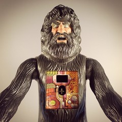 Bigfoot Chest (WEBmikey) Tags: toys sixmilliondollarman smdm bigfoot kenner