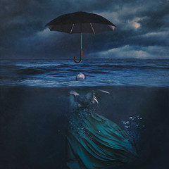 resilience (brookeshaden) Tags: brookeshaden fineartphotography mysterious conceptualart fineart surrealism whimsical selfportrait
