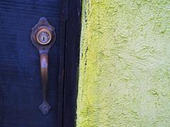 Door Abstract (Grazerin/Dorli B.) Tags: door doorhandle lock wall texture contrast urban abstract venice california abbotkinneyblvd outdoors elements