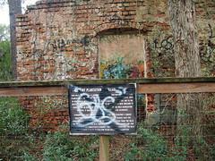 Smokehouse Graffiti (BunnyHugger) Tags: charleston dorothybkearnspark letterboxing southcarolina wandoriver