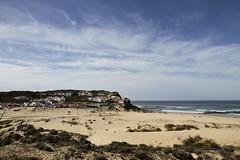 Monte Clerigo (John LaMotte) Tags: monteclerigo algarve portugal ilustrarportugal infinitexposure nwn nubes clouds cielo playa