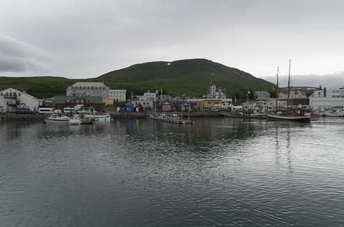 Húsavík Harbour, 15.07.2016.