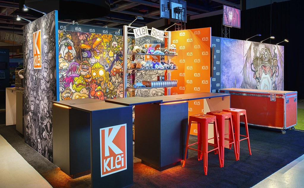 Trade Show Booth Graphics : The world s best photos of displays and expo flickr hive