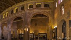 De vuelta a lo antiguo.. (Javier Arcilla) Tags: arquitectura arcosantiguo museo cultura toledo castillalamancha españa pentax pentaxk50 k50 pentax1855mm 1855mm panoramica pano