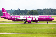 TF-MOM Airbus A321-211(WL) WOW air (Andreas Eriksson - VstPic) Tags: wowair 941 keflavik tfmom airbus a321211wl wow air