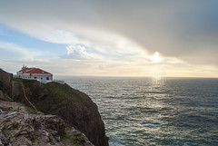 The end of the world (Daniel Vicario) Tags: sagres faro portugal pt