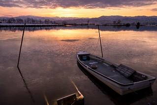 Frozen morning (ILCE-7M2 + SEL1635Z)