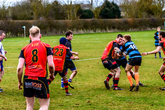 Witney 3's vs Swindon College-1116
