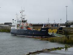 Shipping - Orkney Ferries [Eynhallow] 150707 Tingwall (maljoe) Tags: orkney ship ships shipping tingwall orkneymainland orkneyferries