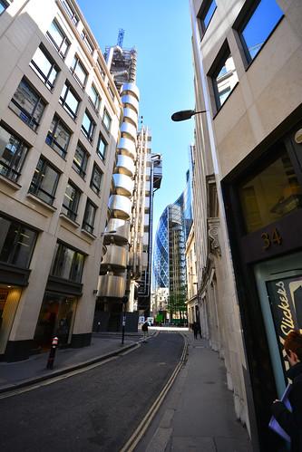 City Of London, London 26-5-2015