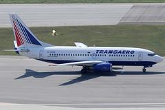 Transaero Airlines Boeing 737-7K9 EI-RUM (c/n 34321) (FNF_VIENNA - Vienna-Aviation.net) Tags: vienna wien austria boeing flughafen airlines vie 737 b737 737700 schwechat loww transaero eireg eirum