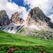 Dolomites, Sassolungo