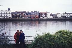 1999-10-London-03 (fjordaan) Tags: london fran 1999 scanned kelly
