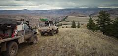 Churn Creek fields (fantomdesigns) Tags: road camping camp grass 4x4 off trail land fields plains cruiser chilcotin taseko