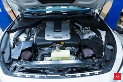 Eric's Stillen Intake and Exhaust -  Vossen Wheels 2015 -1039_ (VossenWheels) Tags: eric exhaust stillen intake infiniti q50 vossenwheels2015