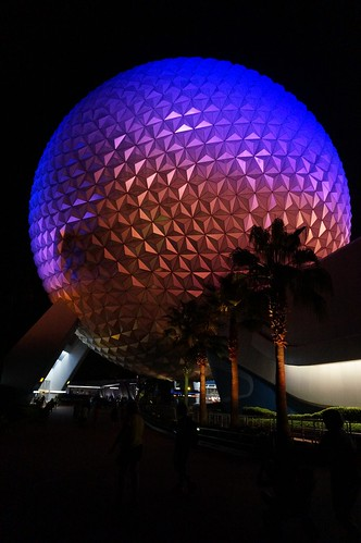 Epcot in Walt Disney World Resort