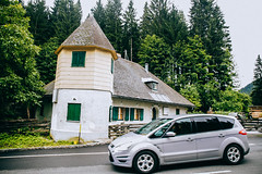 On the road in Slovenia (ReinierVanOorsouw) Tags: cars canon path roadtrip off slovenia 5d canon5d slovenija slowenien beaten reizen slovinsko thebigchill beyondborders slovenië slovenien szlovénia republikaslovenija roadtriproad triglavski 5dmarkii reiniervanoorsouw canon5dmarkii славенія اسلوونی remotetravel beyondbordersmedia سلۆڤێنیا スロベニア共和国