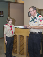 DJT_1762 (David J. Thomas) Tags: boyscouts arkansas awards bsa courtofhonor batesville ranks troop220