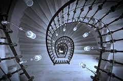 Kernspin (ScopPics) Tags: spiral stair treppe treppenauge