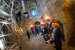 Doors Open Day 15 - Clackmannan Tower-18.jpg (ibriphotos) Tags: heritage history archaeology scotland tour bruce historic historical historicscotland doorsopenday robertthebruce 2015 clackmannanshire clackmannan clackmannantower