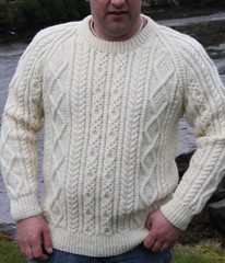 Mens fashion irish aran pullover (Mytwist) Tags: sexy male classic wool fashion cozy fisherman married traditional navy craft style husband pride passion raglan expensive uzbekistan aran exclusive thick timeless authentic textured bulky qx webfound mytwist grobstrick knitwearmasters
