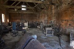 Convict Barn, Maria Island