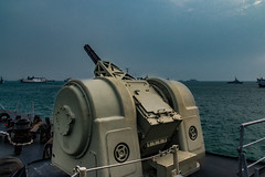 Type 730 CIWS (Irwin Day) Tags: sea kri gun aircraft anti corvette ciws perang kapal pharchim