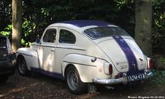 Volvo PV544 1963 (XBXG) Tags: auto old holland classic netherlands car vintage volvo automobile sweden nederland swedish voiture sverige paysbas lage vuursche pv 1963 ancienne 544 zweden pv544 lagevuursche sudoise volvopv544 kattenrug 13tm43