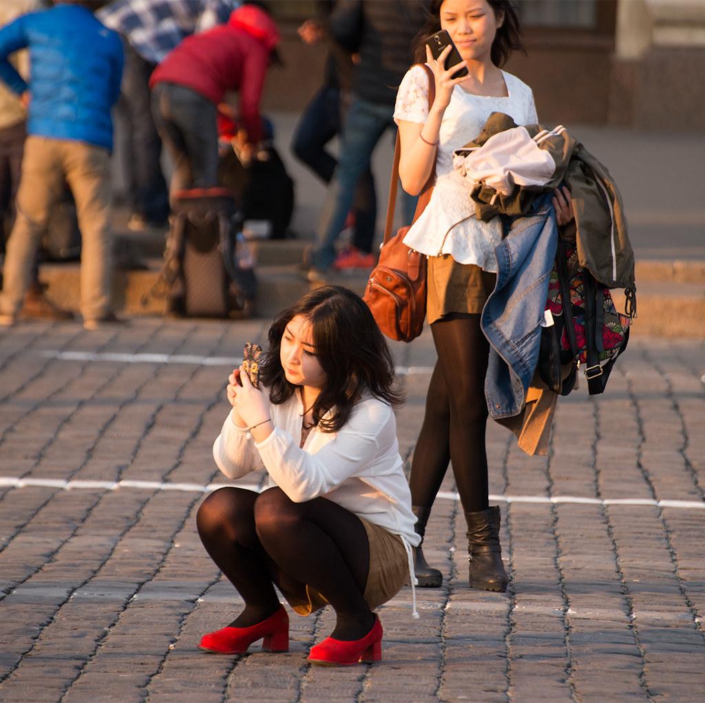 фото: Гостьи столицы - 2