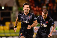 Shamrock Rovers 1 - 1 Dundalk (ExtratimePhotos) Tags: ireland dublin germany football soccer richie irl towell leinster republicofireland groupd avivastadium uefaeuro2016qualifying