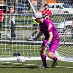 Petone FC v Victoria University 19