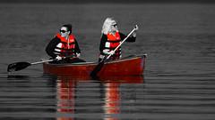"A little ""Colour Popping"" (lens buddy) Tags: lake wet skiing lancashire inflatable boating waterskiing leisure canoeing watersports waterfun pinelake carnforth wetfun canoneosdigital diamondresort pinelakeresort"