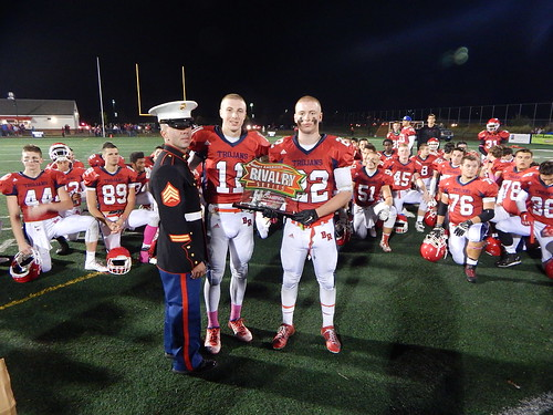 """Bridgewater-Raynham Vs. Barnstable • <a style=""""font-size:0.8em;"""" href=""""http://www.flickr.com/photos/134567481@N04/22221647932/"""" target=""""_blank"""">View on Flickr</a>"""