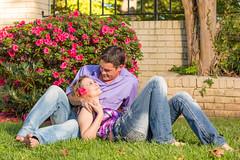 Krista&Patrick-20150913-270 (Frank Kloskowski) Tags: people georgia engagement couple patrick buford floweres kristamarie