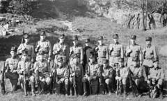 The Army (Ken-Zan) Tags: army sweden scanned gb repro kenzan soldater ljunghav