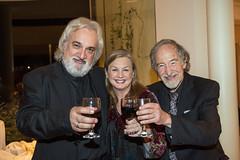 Andrew Shulman, Margaret Batjer and Allan Vogel
