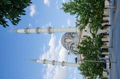 Konya - Haci Veys Zade Mosque 4 (Le Monde1) Tags: park lake turkey pond nikon islam mosque sultan turkish dervish anatolia moslem whirlingdervishes culturalpark kltr sinanpasha d7000 lemonde1 hasanpasha haciveyszade sultanahcaddesi fatmahtun
