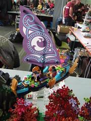 IMG_8049 (LUG Festibriques) Tags: montagne dragon lego exposition fantasy nancy hotdogs caverne fantastique 2015 scoubidou festibriques ludibriques