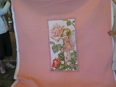 Lynn:  quiltd fairy panel quilt for client (roaringforkquiltguild) Tags: july23