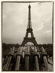 Paris (Bill-Metallinos) Tags: city light urban paris france building tower architecture europe ledefrance cityscape eiffel