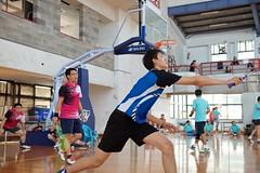 7thMoxaBadmintonIndustrialCup009 (Josh Pao) Tags: badminton 師大附中 羽球 大安站 moxa 第七屆 邀請賽 艾訊 四零四 axiomtek 工業盃 工業電腦盃