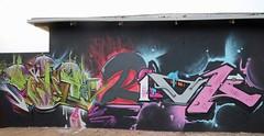 Trips & Riot - MHC (Mr Baggins) Tags: streetart graffiti riot trips drake johannesburg mhc shiz zeno jozi westdenegraffitiproject