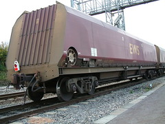 HTA 051115 (5) (Transrail) Tags: hta bogie hopper wagon ews didcot coal powerstation