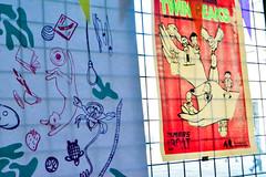 (Rarolin Cougeole) Tags: arts christmas marché arty art artsplastiques 2016 frictions sérigraphie